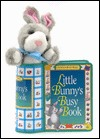 Little Bunnys Busy Book : Little Hugs Books  by  Leslie McGuire