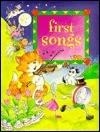 First Songs  by  Jillian Harker