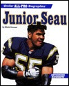 Junior Seau  by  Mark Stewart