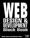 Web Design & Development Black Book [With CDROM] Jarol Scott