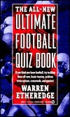 All New Football Quiz Book  by  Warren R. Etheredge