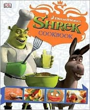 Shrek Cookbook  by  Lindsay Kent