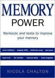 Memory Power  by  Nicola Chalton
