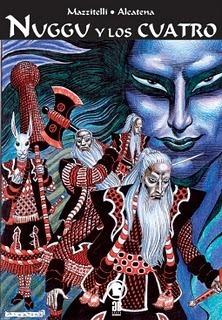 Nuggu y los cuatro Eduardo Mazzitelli