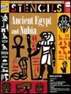 Stencils Ancient Egypt & Nubia Mira Bartok