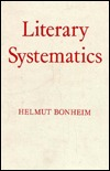 Literary Systematics  by  Helmut Bonheim