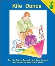 Kite Dance  by  Audrey Danforth