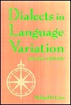 Handbook of Dialects and Language Variation  by  Michael D. Linn