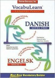 Vocabulearn Danish/Engelsk: Level 2/Niveau 2  by  Penton Overseas Inc.