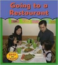 Going To A Restaurant  by  Melinda Beth Radabaugh
