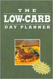 Low Carb Day Planner  by  Elizabeth M. Ward