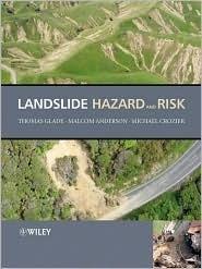 Landslide Hazard and Risk  by  Thomas Glade