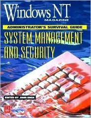 Windows NT Magazine Administrative Survival Guide John Enck