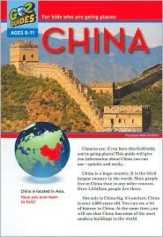 Go2 Guides China Ages 8 11  by  Linda Wolin Cohen