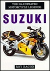 Illustrator Motorcycle Legends: Suzuki Roy H. Bacon