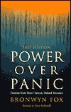 Anxiety Panic: Taking Back The Power  by  Bronwyn Fox