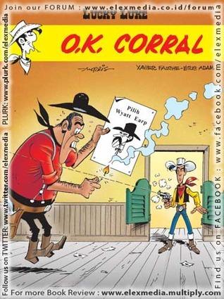 O.K. Corral  by  Morris
