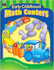 Early Childhood Math Centers  by  Traci Ferguson Geisert