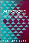 Autonomy: Flexible Solutions To Ethnic Conflicts Ruth Eschelbacher Lapidoth