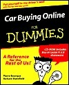 Car Buying Online for Dummies [With CDROM]  by  Pierre Bourque