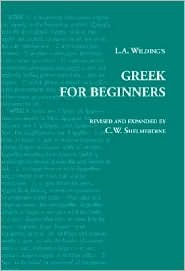 Wildings Greek for Beginners  by  L.A. Wilding