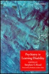 Psychiatry in Learning Disability Stephen G. Read