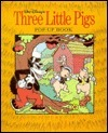 Walt Disneys Three Little Pigs: Pop-Up Book  by  Mike Peterkin