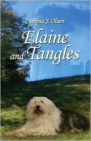 Elaine and Tangles Cynthia J. Olson