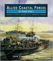 The Fairmile d Motor Torpedo Boat  by  John Lambert