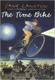 The Time Bike (Hall Family Chronicles #6) Jane Langton