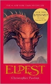 Eldest (Inheritance Cycle #2)  by  Christopher Paolini