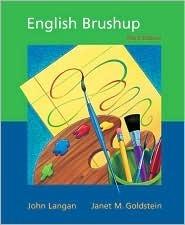English Brushup Janet M. Goldstein