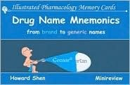 Memory Cards: Drug Name Mnemonics: From Brand to Generic Names NOT A BOOK