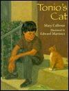 Tonios Cat Mary Calhoun