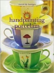 Handpainting Porcelain Astrid Sartiges