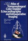 Atlas Of Transesophageal Color Doppler Echocardiography And Intraoperative Imaging  by  Raffaele De Simone
