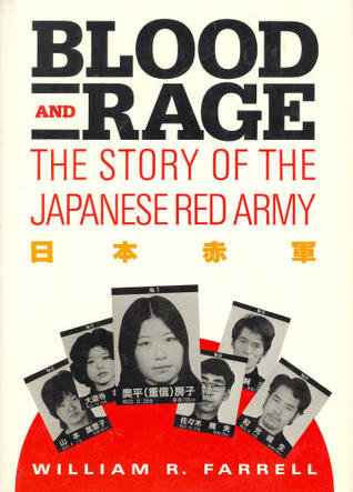 Blood & Rage William R. Farrell