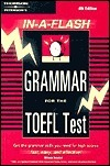 In-A-Flash: Grammar for the TOEFL Exam  by  Milada Broukal
