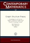 Graph Structure Theory: Proceedings of the Ams-IMS-Siam Joint Summer Research Conference on Graph Minors, Held June 22 to July 5, 1991, with Support from the National Science Foundation and the Office of Naval Research  by  Neil Robertson