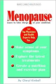 Barnes & Noble Health Basics Menopause Barbara Loos