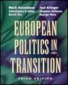 Europe Politics in Transition  by  Mark Kesselman