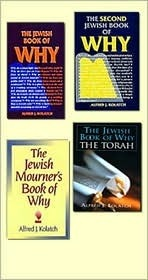 The Jewish Books of Why Library Alfred J. Kolatch