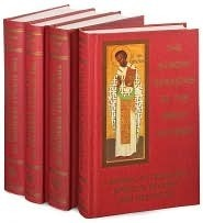 Sunday Sermons of the Great Fathers (4 Vol.): A Manual of Preaching, Spiritual Reading, and Meditation  by  M. F. Toal