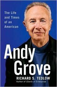 Andy Grove Richard S. Tedlow