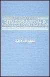 Undercover Operations Survival in Narcotics Investigations Tony Alvarez