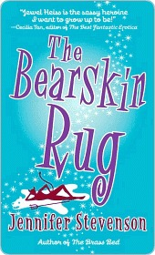 The Bearskin Rug (Jewel Heiss #3)  by  Jennifer Stevenson