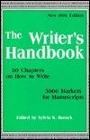 Writers Handbook 1996  by  Sulvia K. Burack