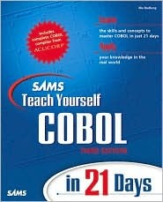 Teach Yourself COBOL in 21 Days [With CDROM] Mo Budlong