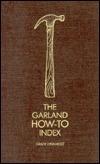 Garland How to Index  by  Grady Lynn Holt