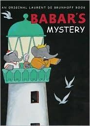 Babars Mystery Laurent de Brunhoff